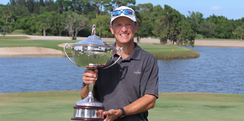 Florida Mid-Amateur winner Robert Bechtol <br>(FSGA Photo)