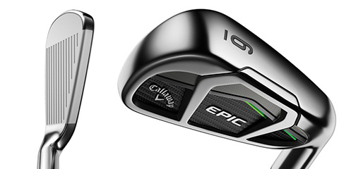 Callaway Releases New Epic and Epic Pro Irons