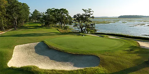 The Chechessee Creek Club is one of a<br>trio of host sites for the Lowcountry Senior