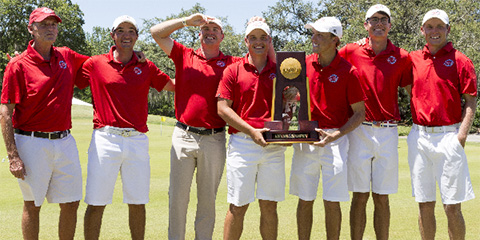 Florida Southern, the 2017 NCAA Division II Champions<br>(Florida Southern photo)