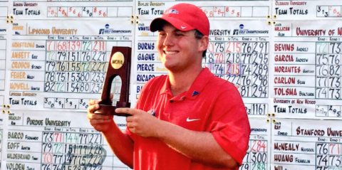 Individual champion Braden Thornberry <br>(Golfweek Photo)