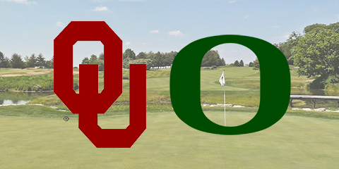It'll be Oklahoma and Oregon in the NCAA Championship Final