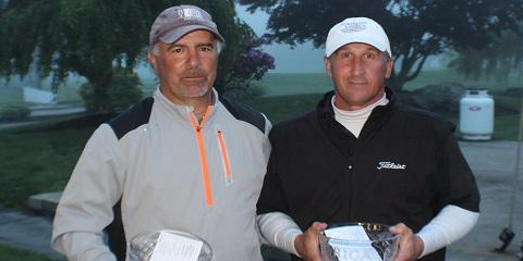 Champions Dean Parziale and Eugene DiSarro <br>(RIGA Photo)