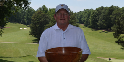 Todd Hendley, the 2017 Chanticleer Senior Champion