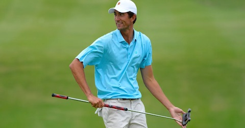 Stewart Hagestad was comfortable at home (USGA/JD Cuban)