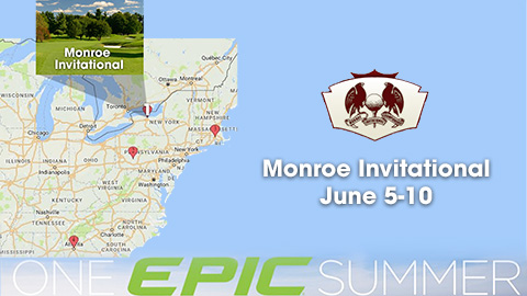 VIDEO Preview: Monroe Invitational tees off Wednesday