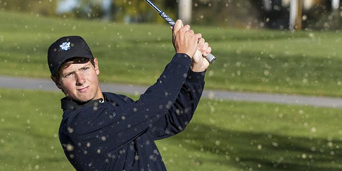 Rasmussen Takes 54-Hole Lead at the Monroe Invitational