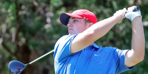 Braden Thornberry continues to impress <br>(Golfweek Photo)