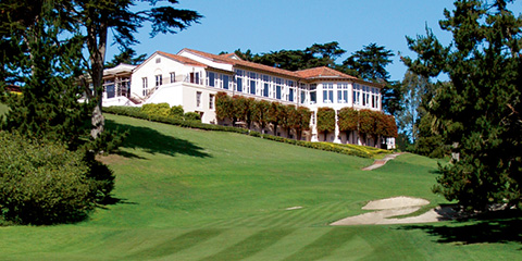 For only the second time, The Olympic Club hosts the California Amateur<br>(NCGA photo)