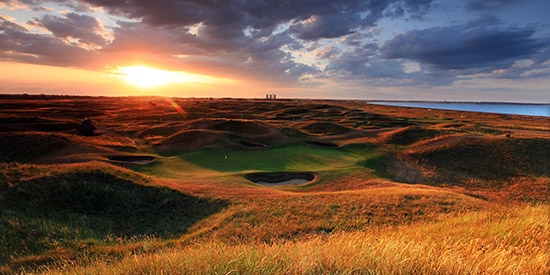 Royal St. George's Golf Club (R&A photo)