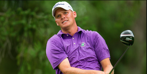 Scott Harvey defends his George C. Thomas title <br>(Golfweek Photo)