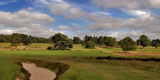 Walton Heath Golf Club hosts 144 players from 32 countries
