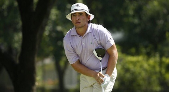 Levi Valadez (Texas Golf Assoc. photo)