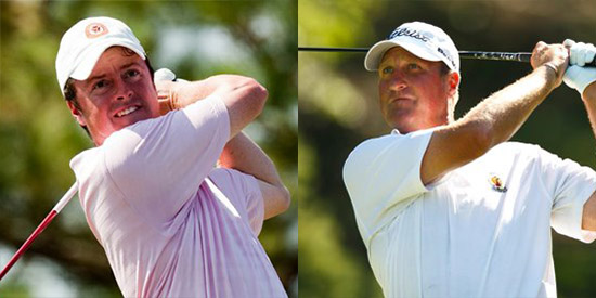 Two of Western PA's most accomplished amateur golfers<br>square off in the semifinals of the R. Jay Sigel Match Play