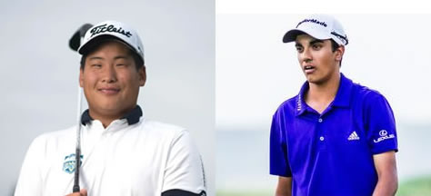 Sam Choi (left) and Devon Bling hope to bring the title back to California