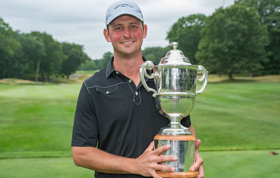 2017 Mass. Am winner Matt Parziale (MGA photo)