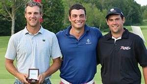 Garrett Rank, John Foster and Jake McNulty