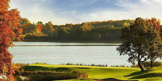 Hazeltine National GC has hosted many major events <br>including the 2016 Ryder Cup <br>(USGA Photo)
