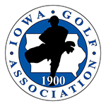 Iowa Senior Amateur Championship logo