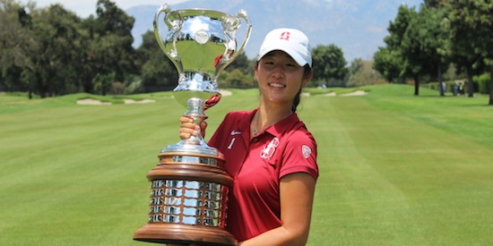 The SCGA Women's Amateur began in 2015, Andrea Lee has now won the event twice <br>(SCGA Photo)