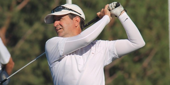 Tim Hogarth carries a two-shot lead into the final round<br>(SCGA photo)