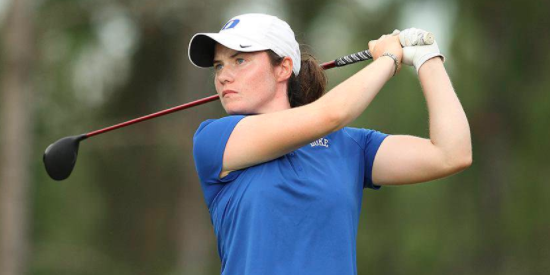 Leona Maguire (Irish Golf Desk Photo)
