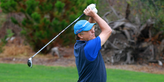 Defending Champion Randy Haag (photo courtesy of NCGA)