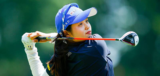 #1 ranked Hye-Jin Choi is more than ready to take on the world's best<br>(USGA photo)