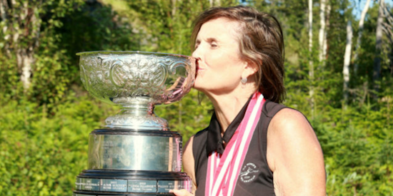 Sue Wooster <br>(Golf Canada Photo)