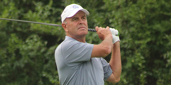 Terry Werner is now a four-time Indiana Senior champion (IGA photo)