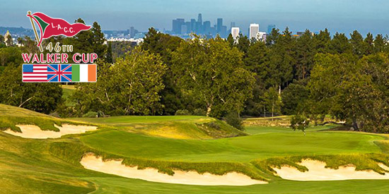 LACC will be the home base for Walker Cup prep, but<br>with plenty of excursions thrown in (USGA photo)