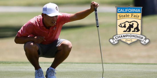 Hometown Golfer Looks to Close at Cal State Fair Amateur
