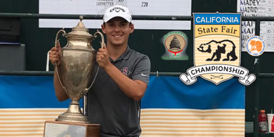 Cal State Fair Amateur: Blake Abercrombie Wins in Style