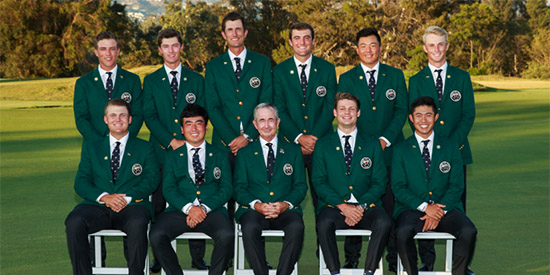The U.S. team has waited two long years for this moment<br>(USGA photo)