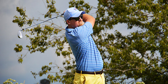 Chris Wheeler is one of three co-leaders after a 69<br>(TGA photo)