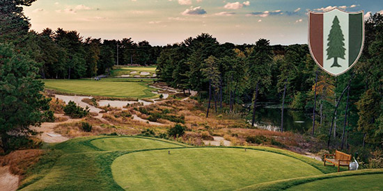 It all came down to Pine Valley's 18th hole (Photo by Dom Furore)