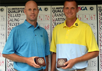 Todd Mitchell and Scott Harvey