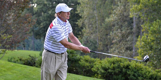 Leon Roday has won in back-to-back events<br>(VSGA photo)