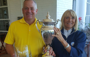 David Brown has won two straight WPGA seniors<br>(WPGA photo)
