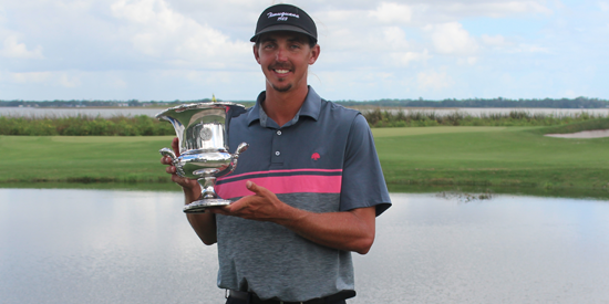 With the win Marc Dull earned FSGA Amateur Player of the Year honors <br>(FSGA Photo)