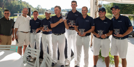 Penn State won two consecutive events to end their fall season <br>(Penn State Athletics Photo)