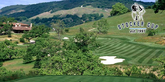 The Preserve Golf Club has hosted the Stocker Cup since 2000<br>(Santa Lucia Preserve photo)