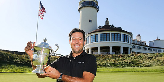 Darin Goldstein's first MGA win came at his home club of Bayonne GC<br>(MGA photo)