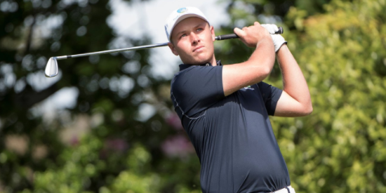 Shae Wools-Cobb takes the early lead at Royal Wellington Golf Club <br>(Asia-Pacific Amateur Photo)