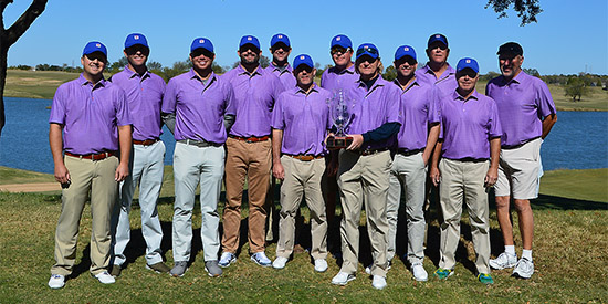 The victorious North Texas Shootout Team<br<(TXGA photo)