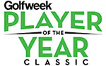 Golfweek Senior Player of the Year Classic logo