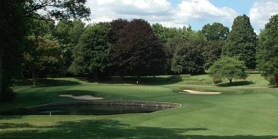Woodmont Country Club has hosted U.S. Open sectional qualifying <br>30 of the last 31 years <br>(USGA Photo)