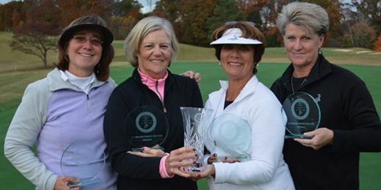Victorious Pinehurst Country Club <br>(Carolinas Golf Association Photo)