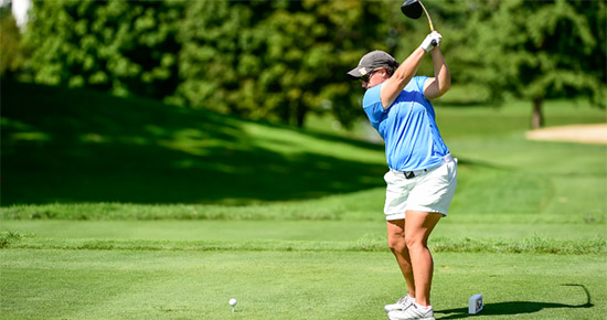 Courtney McKim is 3-for-3 in making match play at the U.S. Women's Mid-Amateur<br>(USGA photo)