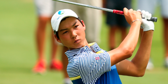 Amateur Min Woo Lee finished tied for sixth <br>(Golf Australia Photo)